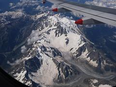 alpi (ludi_ste) Tags: alpi ghiacciaio neve snow mountains alps aereo plane flight glacier