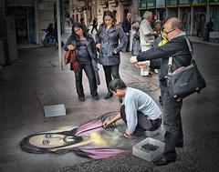 Street Art Photographer (krheesy) Tags: chile christ jesus santiago southamerica streetart