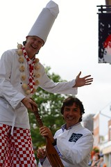 Jean-Christophe Novelli meets the Stilt Chef