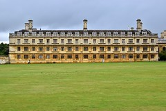 Clare College (Cambridge) (pavelcab) Tags: pablocabezos pavelcab 2016 cabezos cambridge inglaterra england reinounido unitedkingdom clarecollege cambridgeuniversity college