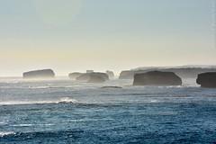 The Great Ocean Road, Australia. (RViana) Tags: australien australie oceania ozeanien ocanie oseania oceanien  bayofislandscoastalpark grandeestradaocenica granderodoviaocenica pacifiocean oceanopacfico beacheslandscapes