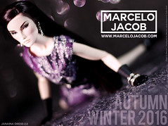 JANAINA 2016 0 (marcelojacob) Tags: marcelo jacob autumn 2016 janaina dres 2 elise jolie starlet cinematic barbie style doll apparel dress lace poppy parker manuel j rodriguez ldolls reroot