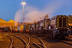 elr 08fest (Nigel Gresley) Tags: east lancashire railway diesel locomotive shunters