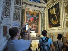 no foto (terevinci) Tags: caravaggio santamariadelpopolo basilica