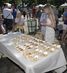 Pie Contest (Tozzophoto) Tags: piecontest hudsoncounty newjersey jerseycity riverviewpark food pie children family summer 2016 unitedstatesofamerica