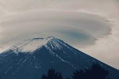 (mohamadezzkhairi) Tags: mountainvscocam mountainvsco cold winter landscape mountains fuji snow snowcap mountain mountainfuji mountfuji