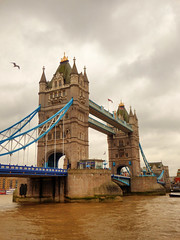 Tower Bridge from the Tower of London (photphobia) Tags: uk towerbridge river thames thamesbank oldwivestale london water cityoflondon photphobia paulmurray outdoor architecture buildings building buildingsarebeautiful