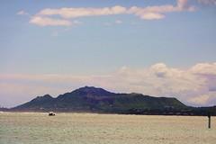 Diamond Head from Maunalua bay (hyphen_eight) Tags: diamondhead