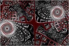 Gravitational Fields (Ross Hilbert) Tags: fractalsciencekit fractalgenerator fractalsoftware fractalapplication fractalart algorithmicart generativeart computerart mathart digitalart abstractart fractal chaos art mandelbrotset juliaset mandelbrot julia orbittrap sculpture spiral