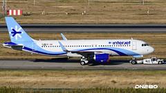 Interjet A320-214 msn 7345 (dn280tls) Tags: fwwdc xamba interjet a320214 msn 7345