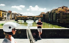 Firenze, Italy (Berdnik Dmitriy) Tags: long exposure light blue sky river deep landscape wallpaper follow me travel urban outdoor seaside waterfront water shore cloud sea architecture dusk bridge skyline coast wien graffity art picture bright girl building italy firenze day man guy moment freeze time fiorenze florence