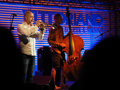 Flavio Boltro BBB Trio_009_4518 (Dubliner_900) Tags: olympus omdem5markii micro43 paolochiaromonte mzuikodigital45mm118 roma rome lazio vittoriano flavioboltro doublebass maurobattisti jazz