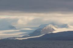 Ice desert landscape. (John Gulliver) Tags: arctic arcticdesert spitsbergen svalberg arcticmountains glacier