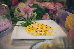 Potato Salad (reubenteo) Tags: northkorea dprk food lunch dinner steamboat kimjongun kimjongil kimilsung korea asia delicacies