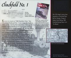 DUG_6847r (crobart) Tags: clinchfield 1 steam engine bo railroad museum railway baltimore train locomotive