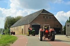 DSC_4387 (2) (Kopie) (Rhoon in beeld) Tags: rhoon landbouwdag essendijk 2016 tractor trekker pulling historische