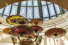 Caesars Umbellas (merobson) Tags: umbrellas inverted fixture caesarspalace lasvegas
