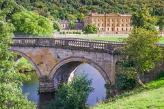 Chatsworth House (manchesterblue59) Tags: chatsworth house nikon d810 sunny stately home
