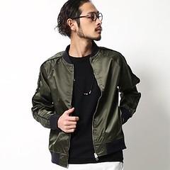 September 22, 2016 at 04:53PM (audience_jp) Tags: ma1  style fashion ootd webshop madeinjapan osaka   blouson  audience rockymonroe     japan