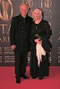 Sean McGinley and Guest at Irish Film and Television Awards 2013 at the Convention Centre Dublin