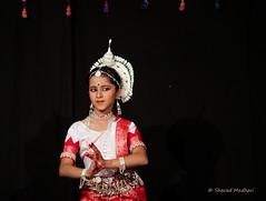 IMG_8754L4 (Sharad Medhavi) Tags: india color dance costume odissi canoneod50d gurukshamarau nrithyashilpa