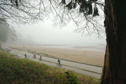Foggy Third Beach