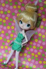 Tinker Bell (pullip_junk) Tags: tinkerbell dal peterpan disney