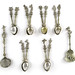 147. Silverplate Demitasse Spoons