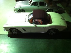 Chevrolet Corvette C1 1961-1962 small block V8 - from above (Transaxle (alias Toprope)) Tags: auto usa hot berlin classic cars chevrolet beautiful beauty car america us power muscle small dream convertible voiture pony chevy american coche soul topless classics block autos amerika corvette powerful cabrio v8 coches vette musclecar voitures toprope roadster c1 ponycar remise 19611962 meilenwerk dreamcar droptop drophead uscar