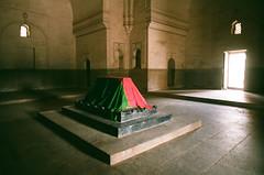(shuzhens) Tags: travel india film nikon 200 f3 hyderabad tombs qutub shahi 22mm uxi efiniti