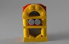 LEGO Juke Box (WhacoLab) Tags: music lego box creation tutorial moc juke llego jute whacolab wacolab