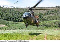 H-34 Super-Puma (Força Aérea Brasileira - Página Oficial) Tags: brazil riodejaneiro df rj aircraft bra brasilia helicoptero superpuma aeronave h34 bimotor turboeixo fotosilvalopes operacaoserrana h34superpuma aeronavemilitar