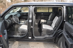 "2012 Ford Flex Rear Suicide Doors • <a style=""font-size:0.8em;"" href=""http://www.flickr.com/photos/85572005@N00/8497435427/"" target=""_blank"">View on Flickr</a>"