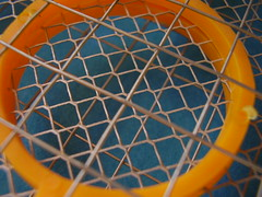 Feb2013 251 Fly swatter (monica_meeneghan) Tags: stilllife abstract flyswatter linescurves abstractphoto
