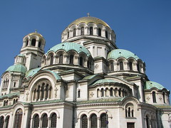 Sofia - Cathedral - Bulgaria (Been Around) Tags: march spring europa europe cathedral sofia travellers kathedrale eu bulgaria mrz bul bulgarien 2011 alexandernevskycathedral   thisphotorocks alexandernevskikathedrale