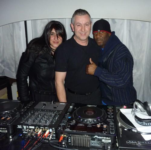 Rochelle De Lori, Steve Wren & DJ 279