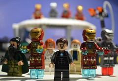 LEGO Iron Man 3 Reviews are Here (MGF Customs/Reviews) Tags: 3 man pepper war iron lego machine tony pots mandarin stark killian sets toysrus aldrich