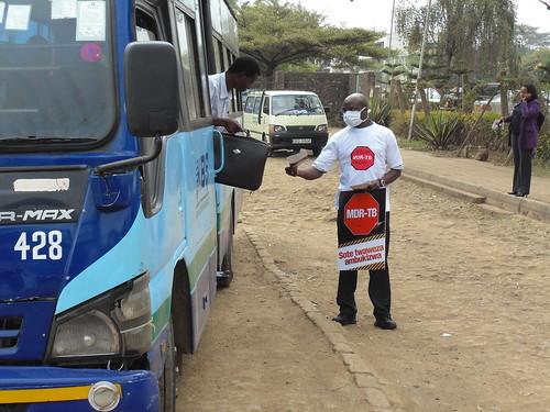 Public education at Bus Terminus