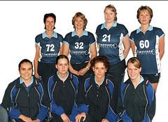 2008 Dames 4 Kampioen