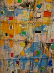 DSC00143 (CharestStudios) Tags: abstract mixedmedia recycle