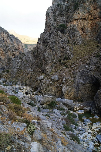 Kotsifou canyon