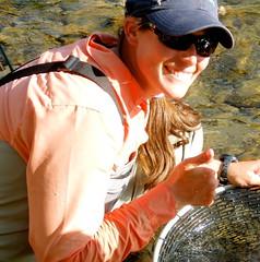 Beckie Clarke (FernieFlyFishing) Tags: river fly fishing bull todd elk trout clarke beckie moen fernie bulltrout fernieflyfishing flyfishfernie beckieclarke