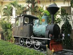 Maeklong loco (Barang Shkoot) Tags: thailand asia steam thai locomotive siam gauge srt krauss metre rsr maeklong rotfai 240t maekhlong asiafebmar2013