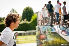 Urban Spaces 2012 (Thomas M. Photography) Tags: urban sun france sports 50mm nikon bmx contest skate bud caen bayeux spaces sk8 2012 arnaud jart wesc d3000 sliman calvadose extrèmes