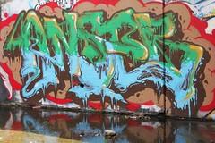 (mr.anser) Tags: streetart art graffiti hawaii oahu aerosol anser graffitiart hawaiigraffiti ansersart oahugraffiti ansergraffiti