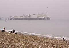 Brighton, Sussex, 23 October 2012 (allhails) Tags: sea beach sussex pier seaside brighton resort 23oct12