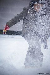Snow Day 2 (Franois Lacroix) Tags: life winter people snow art kids conceptphotos
