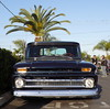 """Chevy 10 Pick-Up (1965 2+2) Tags: cruise adams 10 pickup socal chevy donuts hotrod huntingtonbeach customs derelicts chevypickup california"""" cruisein mangolia """"southern in"""" 1963chevy chevrolet10 pickup63 """"socal donutsderelicts donutscruise 63pickup pickup1963 63chevy10pickup 1963chevrolet10"""