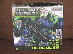 TFC Toys RAGE of HERCULES ADD-ON KIT (OpTILLmus) Tags: toys rage kit hercules tfc addon