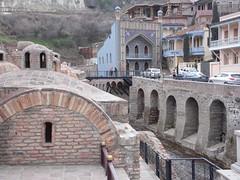 Tbilisi's Sulphur Baths (Richard & Jo) Tags: georgia baths tbilisi royalbaths royalbath orbelianibaths orbeliani tbilisibaths rnj2013bangkenturk orbelianibath